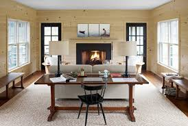 living room office ideas light decorate stylish interior modern covered carpet square wooden table fireplace elegant home office living room ideas f63 office