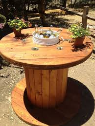 diy outdoor table with cooler. Brilliant DIY Cooler Tables For The Patio (with Built-in Coolers, Sinks, Diy Outdoor Table With