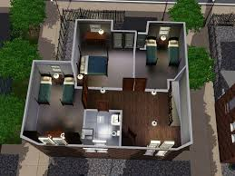 Sims 3 Bedroom Apartments For Sims 3 At My Sim Realty