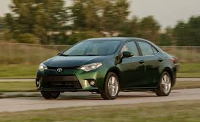 2014 Toyota Corolla LE Eco Test – Review – Car and Driver