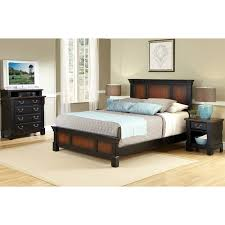 Bed Frame Styles home styles colonial classic panel bed hayneedle 3581 by xevi.us