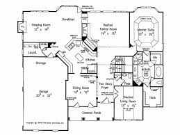 fresh american house plans eplans new american house plan country aura 3728 square feet and