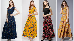Recent Designer Dresses Top 10 Long Dresses For Women Latest Long Dresses Designs