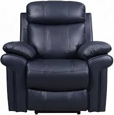 amazing navy blue recliner chair deadlyinlove for navy blue recliner