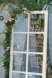Invitations More Photos Seating Chart In Window Pane
