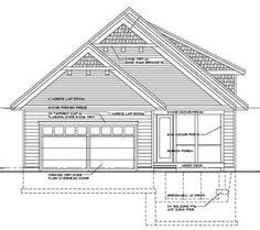 Bungalow Style House Plan 4 Beds 3 Baths 2211 Sq Ft Plan 419