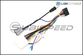 gcs apex android v1 head unit w gps 15 wrx 15 sti 17 subaru forester trailer wiring diagram at Replacing Rear Wiring Port And Wiring Harness In Suburu Forester
