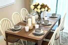 simple dining room table decor. Simple Dining Room Table Decor Idea Set Up Ideas Basic .