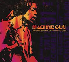 <b>Jimi Hendrix</b> - <b>Machine</b> Gun Jimi Hendrix The Fillmore East 12/31 ...