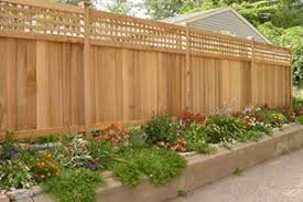 Wood Fence, Privacy Fence Backyard Landscaping The Fence, Deck & Patio  Company Houston, Fence Design Ideas