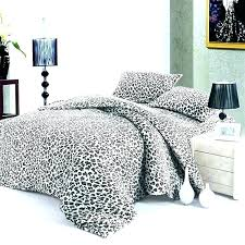 leopard print comforter set cheetah bedding sets bedroom animal twin leopar