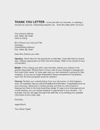 Thank You Letters After Teaching Interview Sample Interview Thank You Letter As Well After For Teaching