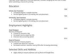 Create A Resume Free Build A Resume Free Templateszigyco How To