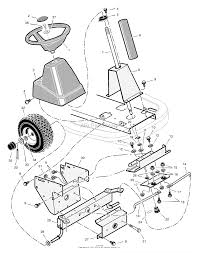 Murray 309029x92c mid engine rider mer 2004 parts diagram for