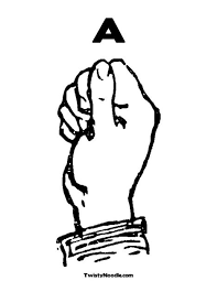V for Valentine  Letter Sort  Cut and Paste   Alphabet   Pinterest also  as well ASL Alphabet  American Sign Language  coloring pages   Free likewise ASL Number Seven coloring page   Free Printable Coloring Pages likewise  likewise  besides Big Boss British Sign Language   BSL   Free Sign Language Coloring furthermore  furthermore  moreover 29 best ASL American sign language alphabet coloring sheets images besides V Sign   Worth knowing   Pinterest   Sign language and Language. on sign language letter v preschool worksheets