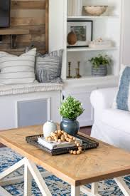 While it can be landing space for remote controls and magazines, it's also a place where your style can come to life. The Basics Of Coffee Table Styling Shades Of Blue Interiors