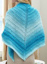 Shawl Knitting Patterns Mesmerizing Easy Shawl Knitting Patterns In The Loop Knitting