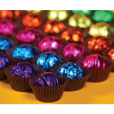 Chocolates Wrappers Foil Chocolate Candy Wrappers