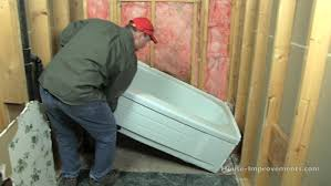 How To Remove a Bath Tub - YouTube