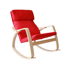 this modern take on a classic piece will make everyone want to keep rocking pared down to the essentials this chair bend wood rocking chair is b