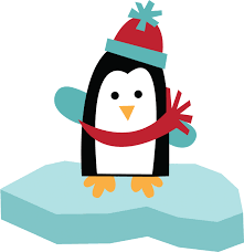 cute penguin christmas clipart. Contemporary Clipart Christmas Penguin Family Clipart  Panda  Free Images  Banner Freeuse Stock Throughout Cute