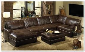 affordable leather sectional sofas