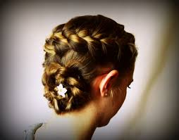 Flower Hair Style hair tutorial french flower braid creative touch 5459 by wearticles.com