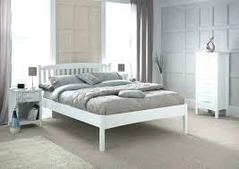 white bed frames king size white wood king size bed frame white wood king size bed