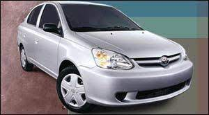 2003 Toyota Echo 4 Doors Toyota Echo Toyota New Cars