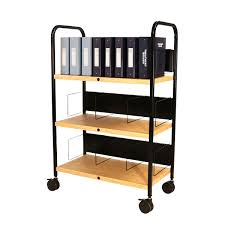 Chart Racks For Medical Records Mov It Elite Chart Rack Standard