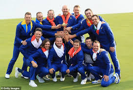 Ryder Cup Seating Chart Ryder Cup Could Return To England For First Time In 24 Years