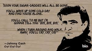 Johnny Cash Quotes Love Gets You Killed Svetganblogspotcom
