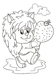 Egel Kleurplaat 43 Leuke Egel Kleurplaten Tijd Met Kinderen