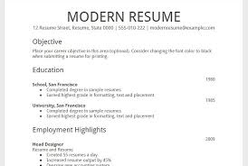 Basic Resume Samples 2014 Resume Corner
