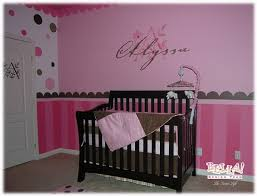 Baby girl nursery room ideas