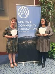 Kathy Simmons (CEO) and Twila Gleason... - Northland Hospice ...