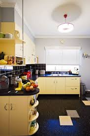 Yellow Kitchen Floor 952 Best Images About Vintage Kitchen Ideas On Pinterest Mid