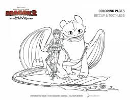Toothless And Hiccup Coloring Pages Unique Nightmare Before