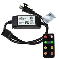 Home Depot Light Dimmer Newhouse Lighting 265 Watt Max Specialty Outdoor Led Dimmer For String Lights With Remote Control