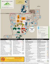 simmons college campus map. map of the green river college main campus simmons