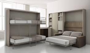 Modern Murphy Beds Seattle Ideas With Sofa Regarding Bed In