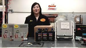 tci® 700r4 2004r universal transmission lock up kit tci® 700r4 2004r universal transmission lock up kit