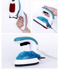bàn ủi đồ đứng Bàn ủi điện mini YOUo cầm tay có bàn chải hơi nước sử dụng  kép thông minh máy nóng điện nhỏ - Điện sắt bàn ủi fujiyama
