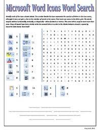 microsoft word icon microsoft word icons word search by mr antill teachers pay teachers