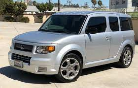The element was released into production in late 2002, with projected sales reaching 50.000 units. 2021 Honda Element Camper Honda Specs