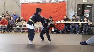 PGI 2 youth super fight Ethan Alejo vs Geronimo Rivera - YouTube