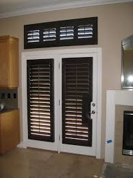 wood door blinds. Awesome Tips For Home Interior By Using Blinds French Door. Nu Decoration Inspiring Ideas Wood Door