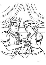 Learn to be creative in your own way. Parentune Free Printable The King And Queen Coloring Picture Assignment Sheets Pictures For Child