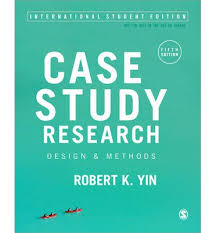 Case Study Research  Design and Methods  Applied Social Research     Wiley
