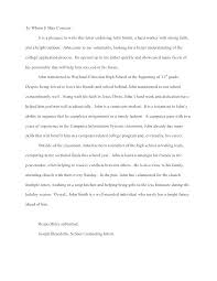 Immigration Letter Of Recommendation Sample Reference Letter Template For Immigration Purpose Energycorridor Co